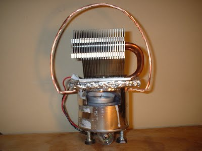 Thermoelectric Generator Plans Scrap To Power